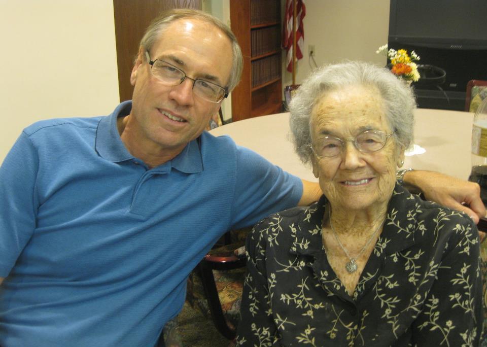 Grandma and Mike